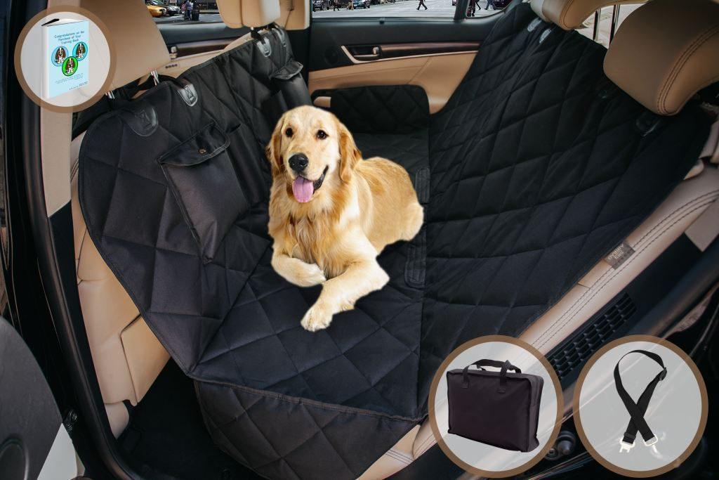 σκύλος προστατευτικό κάλυμα αυτοκίνητο